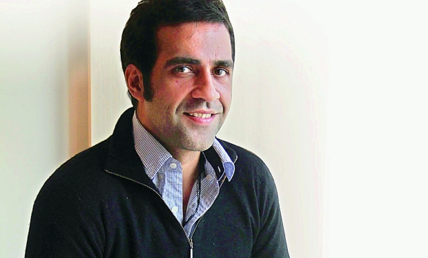 Author Aatish Taseer