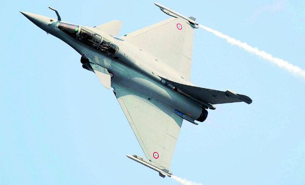 The French Rafale multi-role fighter aircraft (Photo: DC)