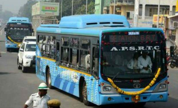 Student bus pass forms to be free at the APSRTC