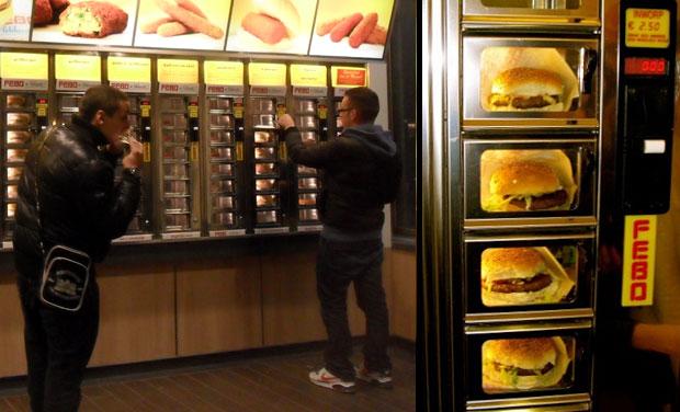 Fast Food Vending Machine Price
