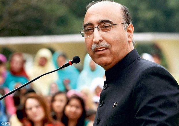 Abdul Basit, Pakistan High Commissioner, said he was