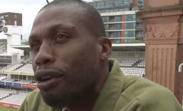 Curtly Ambrose played for West Indies from 1988-2000. (Photo: Screenshot)
