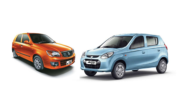 The company will proactively inspect and replace the right hand door latch assembly of Alto 800 and Alto K10
