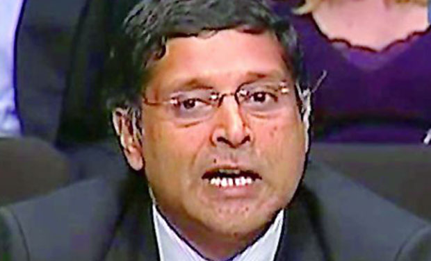 US based economist Arvind Subramanian has been appointed as the chief economic advisor