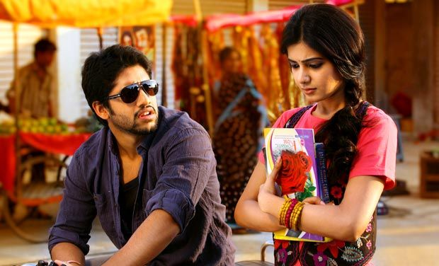 Still from  Auto Nagar Surya