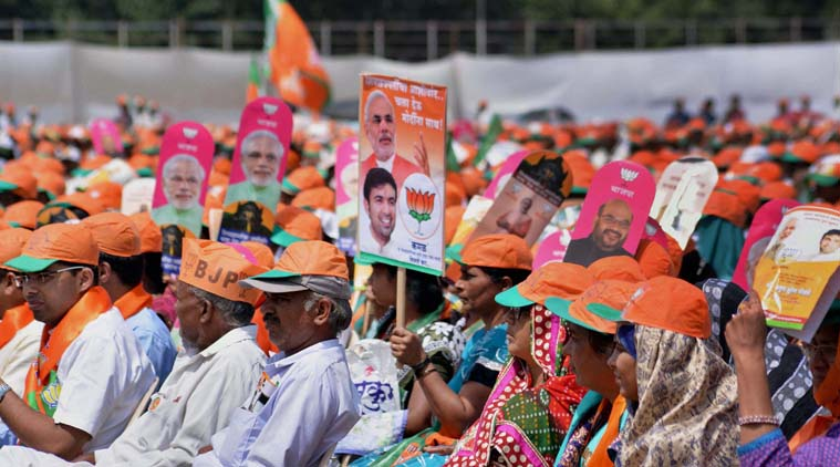 Exit polls by various agencies predicted the BJP, along with its ally AJSU, would get a majority in a House of 81 seats in Jharkhand (Photo: PTI)