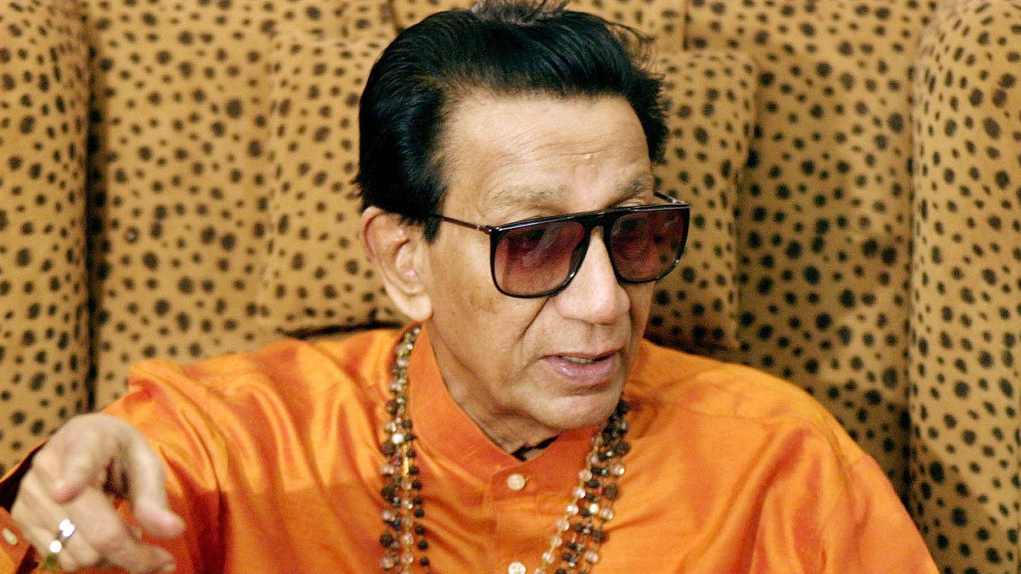I Dont Know Who Could Play My Grandfather Aditya On Bal Thackeray Biopic