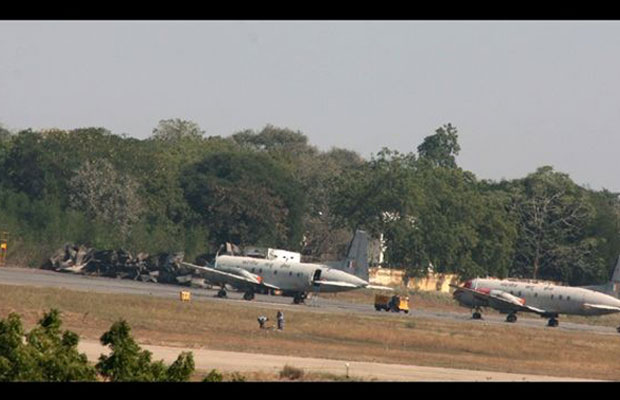 Airport employees became suspicious when a group of senior IAF officials had inspected the Begumpet airport runway, periphery road, communication tower last month. (Photo: DC/File)