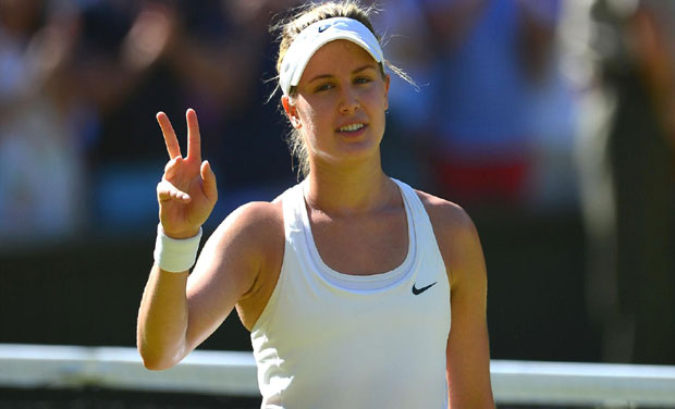 She may have lost the final, but women's tennis might have found its next star in 20-year-old Eugenie Bouchard, the first Canadian to reach a Grand Slam singles final. Photo: AFP/ File