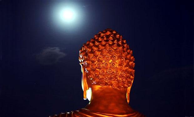 Buddha Purnima, also known as 'Buddha Jayanti', celebrates the birthday of Lord Buddha.