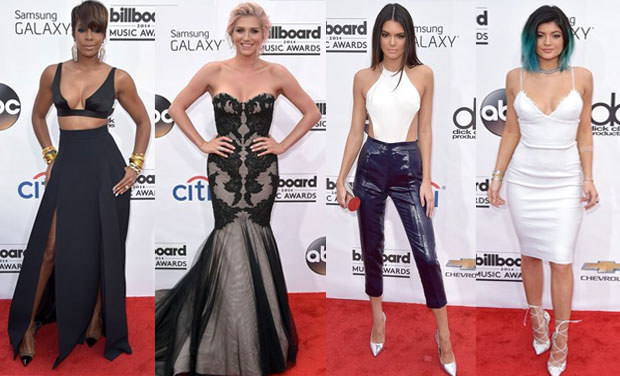 Hollywood Goes Black And White At The Billboard Music Awards