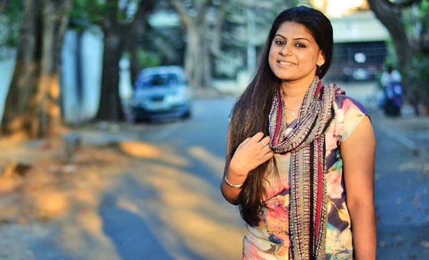 Amritha Meera Vijayan