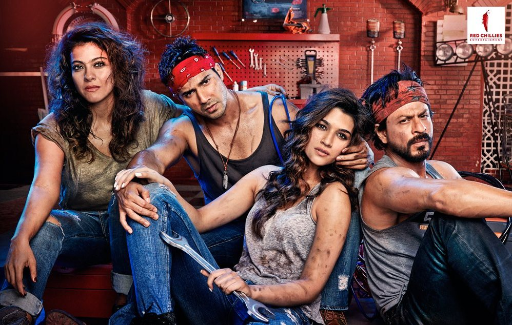 Movie Review Dilwale The Film Doesn T Have Its Heart In The Right