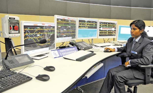 Women And Metro Cmrl Operation Room Run By Women From