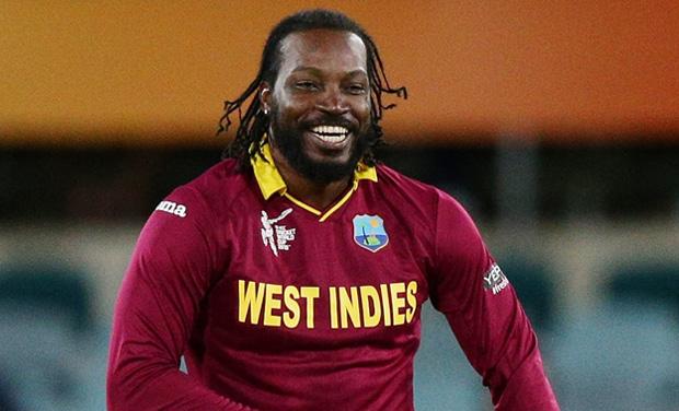Destructive West In S Batsman And The Ambassador Of Kerala Cricket League  Chrisle Has