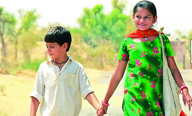 A still from Dhanak