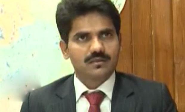 IAS officer D.K. Ravi (Photo: Screen grab)