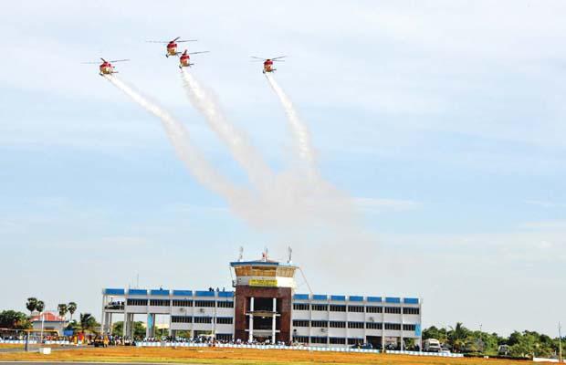 Image result for thanjavur air base