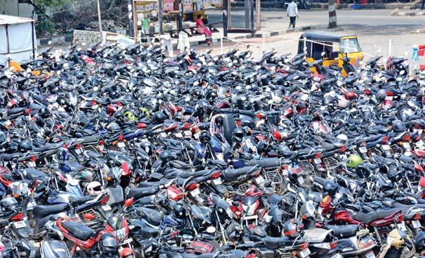 Parking Has No Multi-level Solution