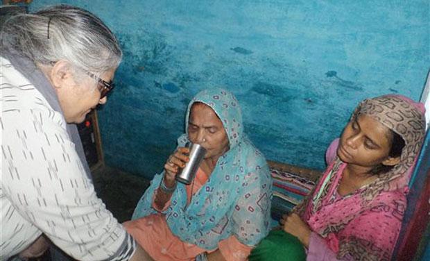 Iqlakh family members (Photo: PTI)