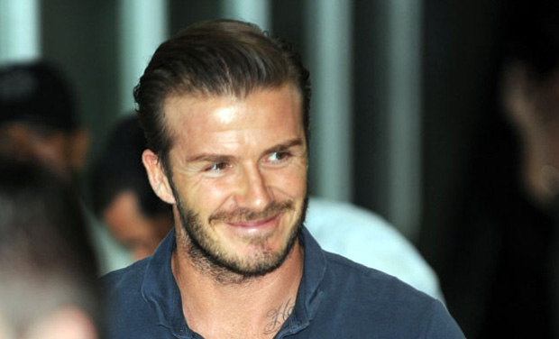 David Beckham Returning To Soccer Field To Play In Unicef Game
