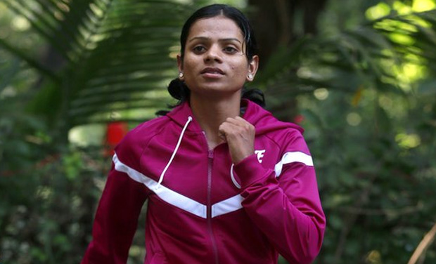 Dutee Chand will aim to qualify for Rio Olympics 2016 after a Court of Arbitration for Sport's decision to suspend IAAF rules that could have blocked women with high levels of male hormones from competing in Rio de Janeiro. (Photo: AP/ File)