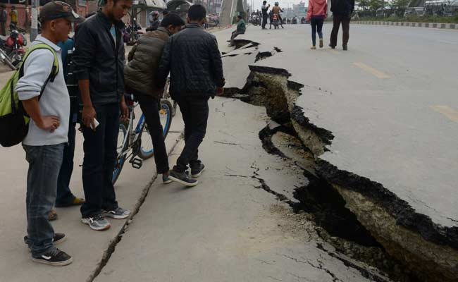 50 districts in Uttar Pradesh are prone to earthquake