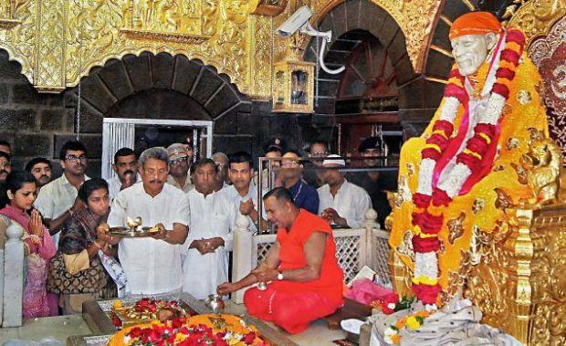 Meet on deification of Shirdi Saibaba starts near Raipur