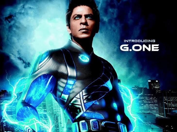I will definitely make G.One: Shah Rukh Khan