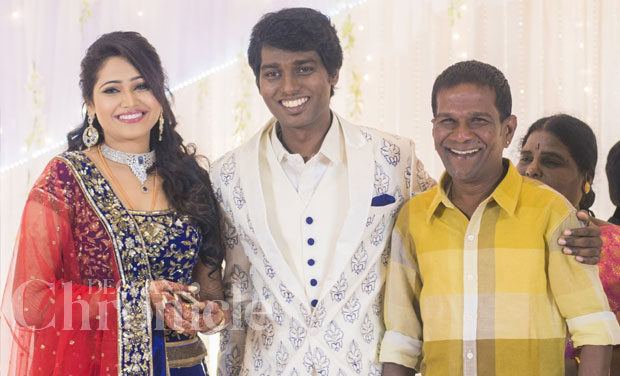 Pictures from director Atlee and Priya's intimate wedding ceremony