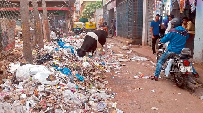 Munity Rubbish Art Waste Chute Poster Trash Bin Sacks Jean Paul Gaultier Urban Area