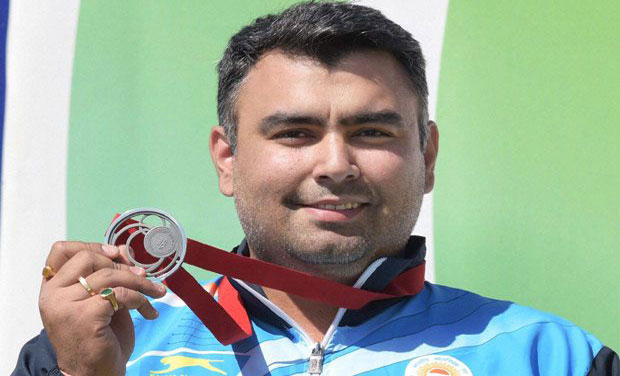 I'm happy to win a CWG medal in new event: Gagan Narang