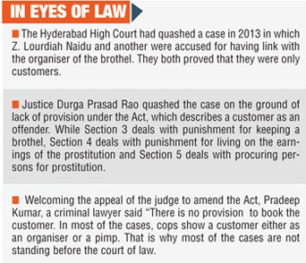 Hyderabad prostitutes numbers