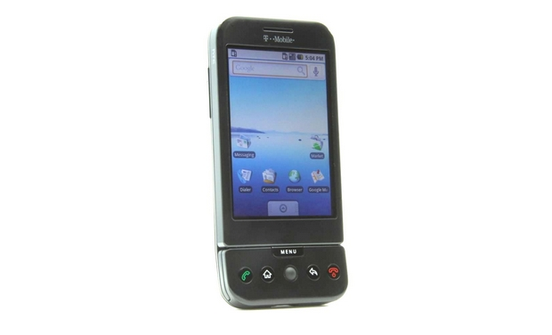 meet the first android phone the t mobile g1 rh deccanchronicle com HTC Pro HTC Magic