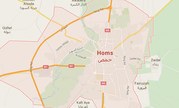 Deal reached in Syrias Homs for fighters to leave