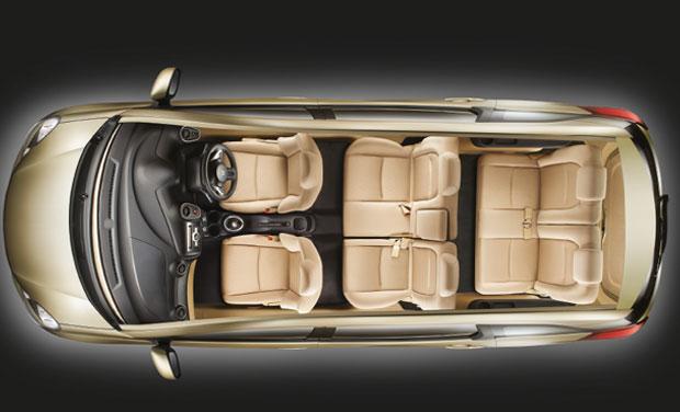Dynamics Of 7 Seater Mpv Honda Mobilio
