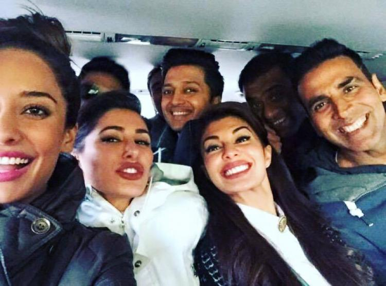 U0027Housefull 3u0027 Cast Is Having A Ball While Shooting For Film In London