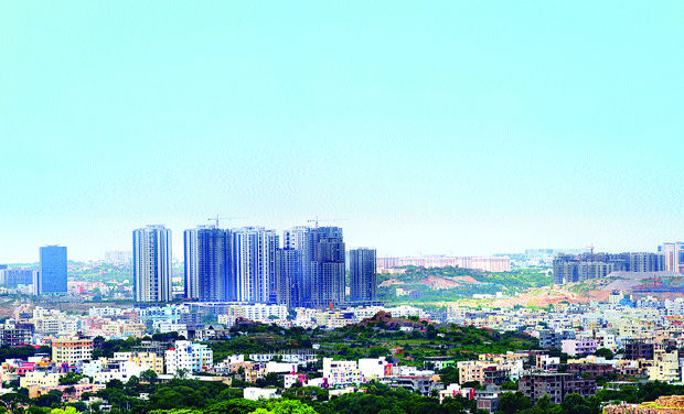 Hyderabad's new master plan to cover 30 million people