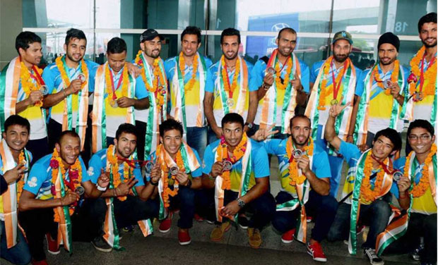 Indian Hockey Team PTI 0 - Asian Games Last Held In India