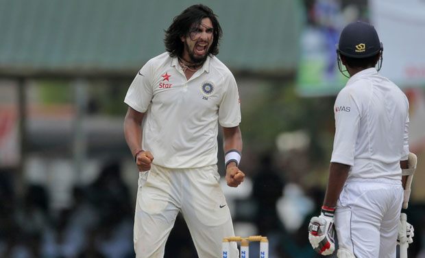 If Ishant Sharma commits a further breach of Article 2.1.7 within 12 months, it will amount to his third offence and, as such, he will face a sanction of between two and eight Suspension Points. (Photo: AP)