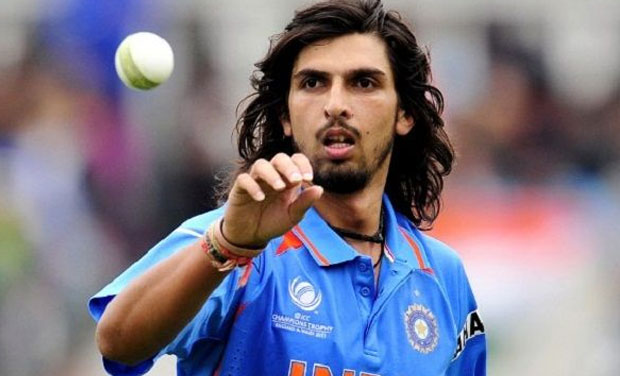 Ishant Sharma to replace injured Mohit for remaining ODIs