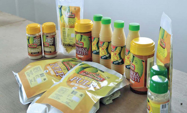 Jackfruit products made by Artocarpus Foods Private Limited (Photo: DC)