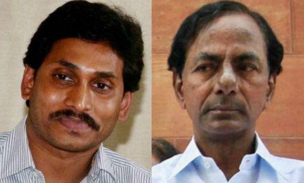 YS Jagan copycats Telangana CM KCR