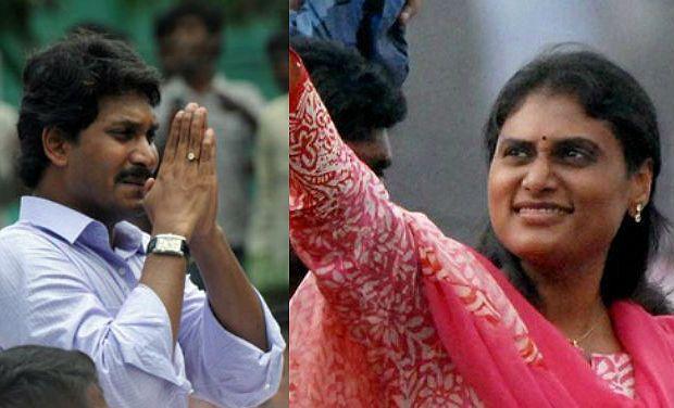 Will Sharmila Jagan contest from Hyderabad?