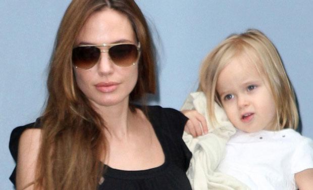 Angelina Jolie S Daughter Debuts Alongside Mum In Maleficent
