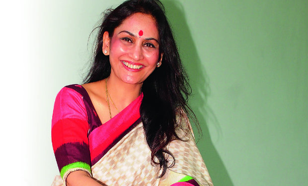 The Rare Sheen: Jyoti Reddy