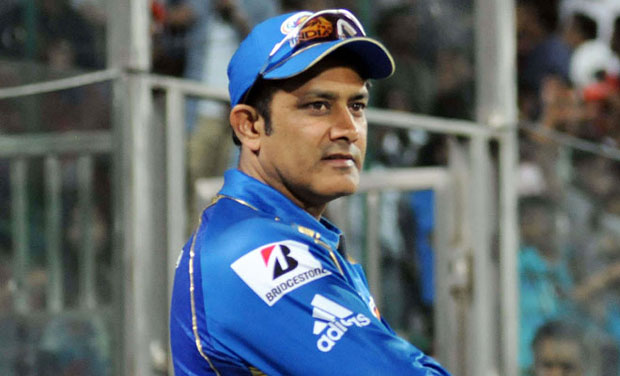 Former India skipper Anil Kumble Kumble has been associated with the Indian Premier League franchise since January 2013. (Photo: BCCI)