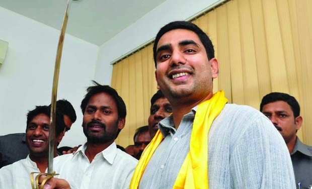Nara Lokesh (Photo: DC)