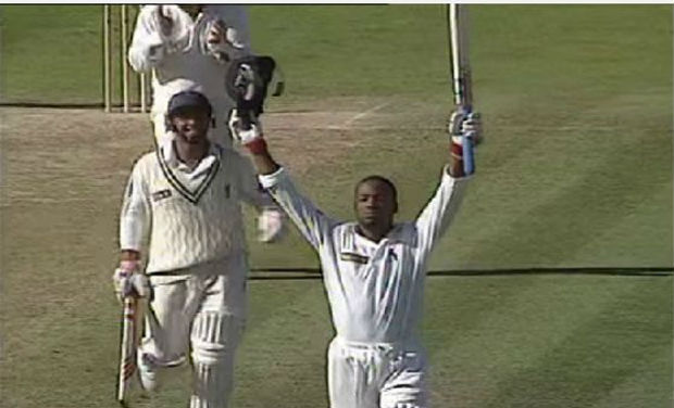 Exactly 20 years ago on this day (June 6, 1994), Brian Lara scored an unbeaten 501 for Warwickshire against Durham and broke Hanif Mohammad's record of 499 runs in the Quaid-e-Azam trophy semi-final playing for Karachi against Bahawalpur. Photo: