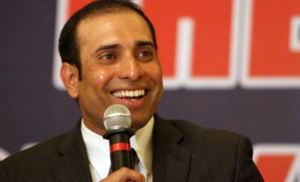 Former India cricketer VVS Laxman has been conferred the doctorate degree by TERI University in New Delhi on Wednesday (Photo: AP)